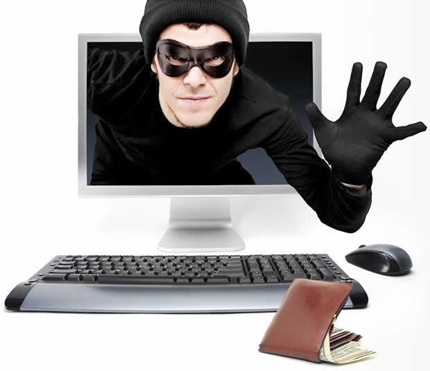 Cyber-thief